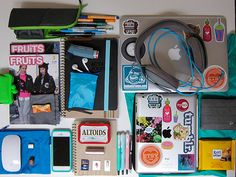 Whats in My Bag Etsy edition