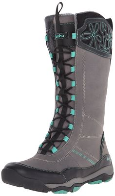 Jambu Women's Highline Hypergrip Snow Boot *** This is an Amazon Affiliate link. Details can be found by clicking on the image.
