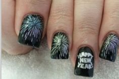 New Years Nails! :)