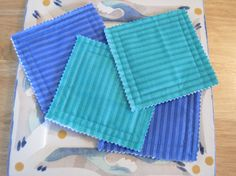 SKIRT team Sweet 16 Treasury #42 Blue, Blue and more Blue!! by Jennifer Boyd on Etsy