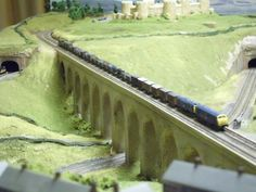 Image result for model rail viaduct