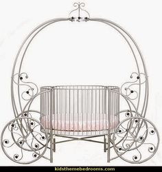1000 Ideas About Carriage Bed On Pinterest