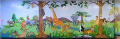 Bible Themed Wall Murals