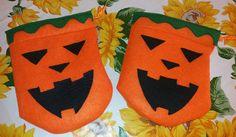 Sacchetti porta dolcetti Halloween , by francycreations non solo idee regalo, 5,00 € su misshobby.com