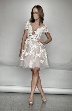 DRESSES - Short dresses Rhea Costa Qm5NaB7