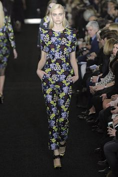 Erdem London Fashion Week autumn winter 2013