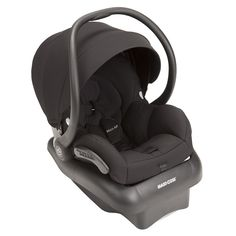 Make each car ride an easy, comfy and safe trip for baby with the Maxi-Cosi Mico AP Infant Car Seat. Lightweight design boats patented Air Protect cushion technology and allows easy transfers from the stay-in-car base to a Maxi-Cosi or Quinny stroller. Baby Set, Eddie Bauer, Rear Facing Car Seat, Best Baby Car Seats, Baby Car Mirror, Car Seat And Stroller, Thing 1, Travel System, Baby Essentials
