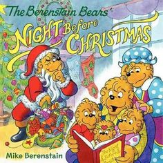 Mama, Papa, Sister, Brother, and Honey Bear are back in this heartwarming retelling of Clement Clarke Moore's classic Christmas tale. It is the night before Christmas, and all through the tree house .