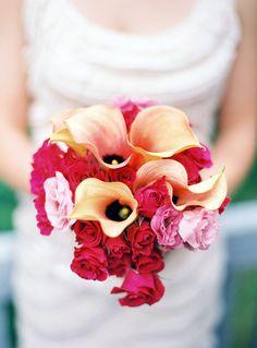 Wedding Bouquet,red bouquet