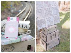 #globe-trotter #wedding Follow all my party boards @ http://www.pinterest.com/gourmetproject/