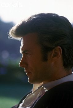 Clint Eastwood in outdoor portrait 1959 61 - Stock Image Clint And Scott Eastwood, Actor Clint Eastwood, Classic Actresses, Actors & Actresses, Francesca Eastwood, Nostalgia, Good Looking Men, American Actors, Gorgeous Men