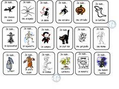 Rallye-liens Halloween