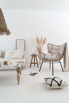 Interior Design For Living Room Boho Living Room, Living Room Decor, Bedroom Decor, Nordic Living Room, Room Inspiration, Interior Inspiration, Daily Inspiration, Minimalist Decor, House Design