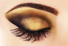 Exclusive Exteriors of The Fabulous Golden Eye Shadow For Modish ...