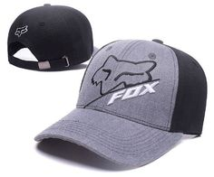 2017 Fashion New Fox Baseball Men's Adjustable Fox Snapback Hats