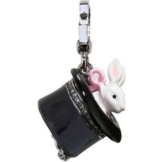 Juicy Couture Magic Bunny Charm