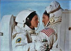 Hebben astronauten wel eens seks in de ruimte?