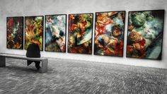 #mostra #artsandfoods #triennale #triennaledimilano #art #artist #artporn #paintings #foodporn #people #milano #milanodaclick #milanodavedere #ig_milano #igers_milano #igersmilano #milanolovesfood #ExpoMilano2015 #Expo2015 #Expo2015milano #paintings #artwork #loves_art #artstagram #ig_artistry #ig_art #artlover #artlovers #bestoftheday #food #instafood by la_dandi