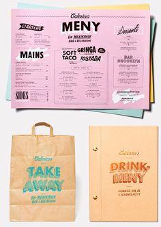 Cute packaging- takeaway bags