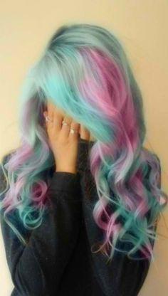 Love hair like this! So pretty