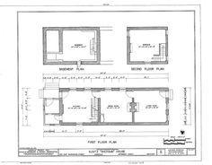 Louisville Kuntz Shotgun floor plan