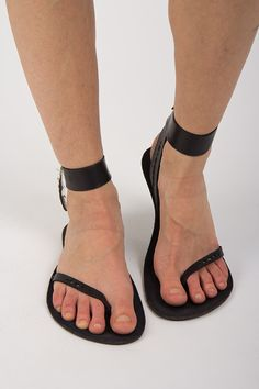 barefoot sandálky Joja Elegance