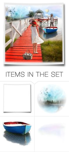 """""""Summer Reencounter :) (TAS)"""" by mari-777 ❤ liked on Polyvore featuring art"""