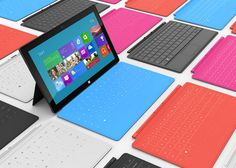 Microsoft Surface Windows 8 Tablet Computer