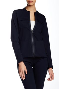 T Tahari - Yohanna Jacket at Nordstrom Rack. Free Shipping on orders over $100.