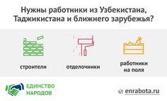 Нужны строители и бригады из Узбекистана? https://enrabota.ru - Единство Народов. #строители #стройка #ремонт