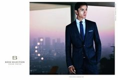Zhao Lei for Hugo Boss Selection by Stefan Armbruster