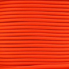 "Cordage: Para-Max 1000 Paracord, Neon Orange, 50 feet.   Information:  Para-Max paracord is a bigger beefier paracord. It's the strongest type on the market and essential for any emergency survival kit.   Specs:  1000 lbs Tensile Strength 4 Inner Strands 32 Strand Woven Nylon Sheath Outer Material Rot Resistance UV Fading Resistance 1/4"" Diameter Durable Made in the USA"