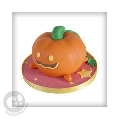 Steven universe Pumpkin Puppy cake