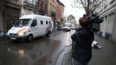 Anti-Terror-Razzien in Belgien: Königspalast: Zwei Terroristen gefasst