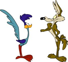 The Adventures of Wile E. Coyote and the Road Runner (minise.-The Adventures of Wile E. Coyote and the Road Runner (miniseries) The Adventures of Wile E. Coyote and the Road Runner (miniseries … - Classic Cartoon Characters, Looney Tunes Characters, Looney Tunes Cartoons, Cartoon Tv Shows, Favorite Cartoon Character, Cartoon Memes, Classic Cartoons, Disney Cartoons, Cartoon Kunst