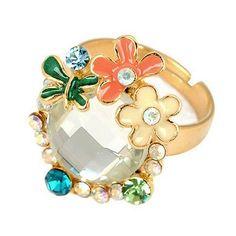 Pretty Garden Ring