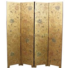 French Country 3-Panel Room Divider - Room Dividers - Home Accents ...