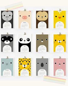 2012년..다양한 캘린더(달력) 디자인 : 네이버 블로그