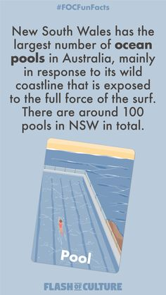 Facts About Australia, Australia Day, Fun Facts For Kids, Vocabulary Cards, Science Fun, Rock Pools, South Wales, Interesting Facts, Armed Forces