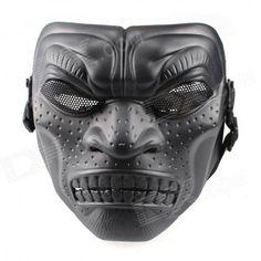 DC-06 CS Full Face Mask Field Mask - Black Price: $15.95