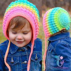 Poppin Bonnet Crochet Pattern