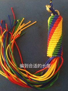 转经筒加中国结教程 第8步