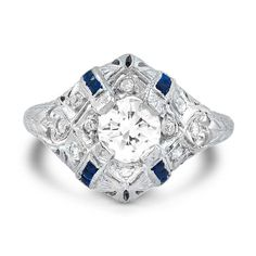 Platinum The Maryalice Ring from Brilliant Earth