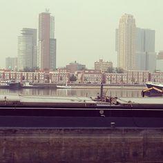 Rotterdam #Rotterdam #cityscapes