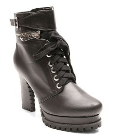 This Black Too Abduct Boot is perfect! #zulilyfinds
