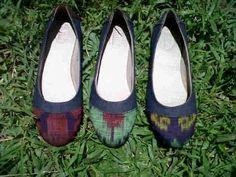 KEPIK | Keren Dan Apik: Koleksi Sepatu Batik Kepik 2014