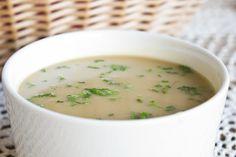 Potato Ginger Soup (vegan, glutenfree)