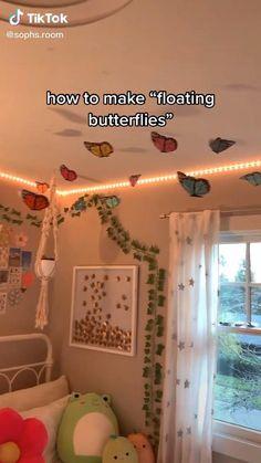 Indie Bedroom, Indie Room Decor, Cute Bedroom Decor, Room Design Bedroom, Room Ideas Bedroom, Teen Bedroom, Room Decor Diy For Teens, Bedroom Inspo, Bedrooms
