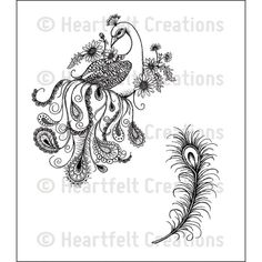 Hey, I found this really awesome Etsy listing at https://www.etsy.com/listing/230881670/heartfelt-creations-cling-rubber-stamp
