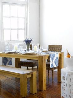 15 Dining Benches That Will Make You Want to Be a Bench Warmer